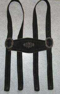 schoene-Leder-HOSENTRAGER-zur-Trachten-LEDERHOSE-Trachtenhose-schwarz-braun