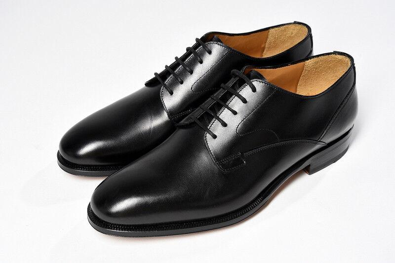 19de3d1bdf61 VALENTINO 1295 Valentino Garavani Leather shoes Lace Up EU43 EU43 EU43  Black f2d63f ...
