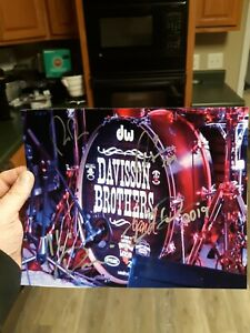 Davisson Brothers Band Country Musicians Signed 8x10 Photo Entertainment Memorabilia