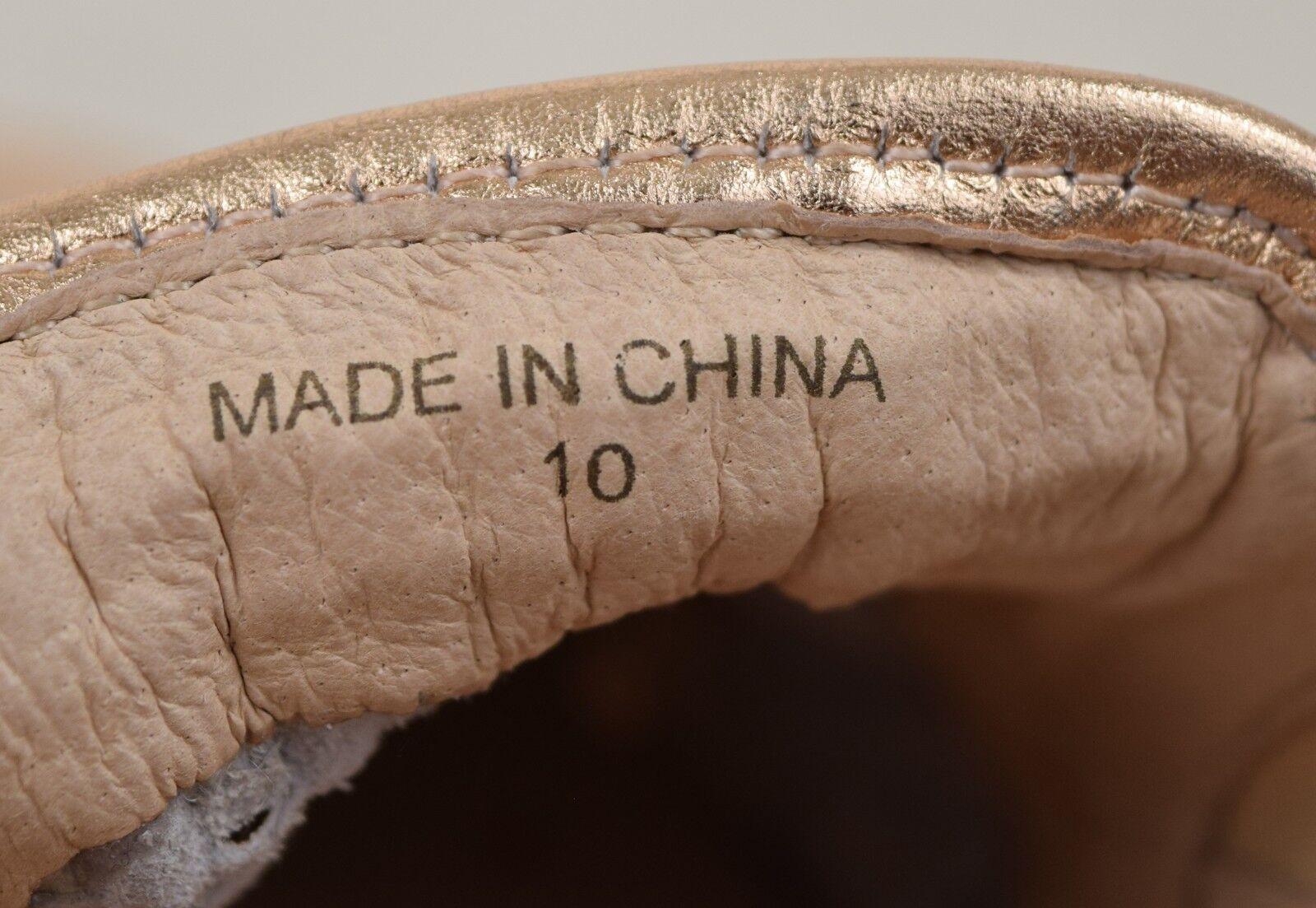 J/Slides Leather Flynn Slip-On Sneaker Pink Leather J/Slides Shoes 10 Womens ba7ca4