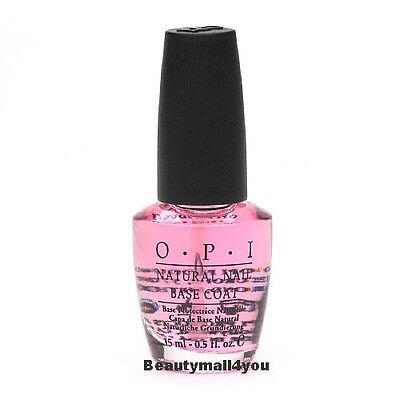 ※OPI Nail Polish ( NATURAL NAIL BASE COAT ) 0.5oz/15ml.