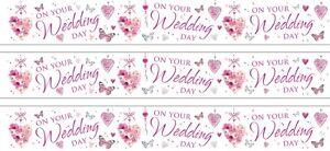 En-su-dia-de-bodas-Blanco-Foil-banners-se
