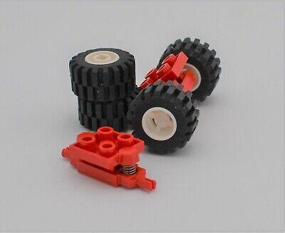 RC Eisenbahn TRAIN Mini ACHSE ROT WHEEL 2 Lego 9V