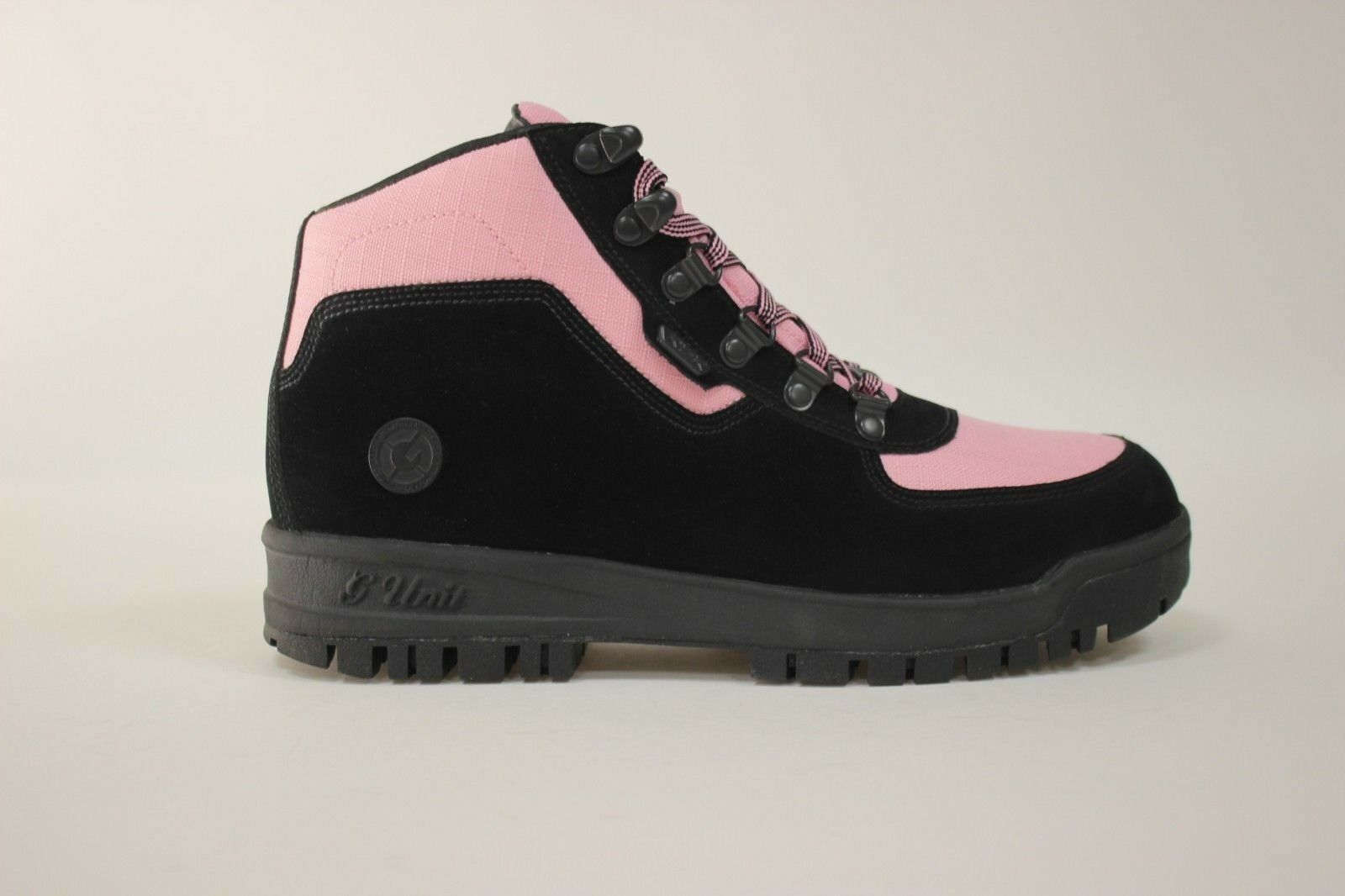 Reebok Women's G-Unit Boots  NEW AUTHENTIC Black / Pink 117796