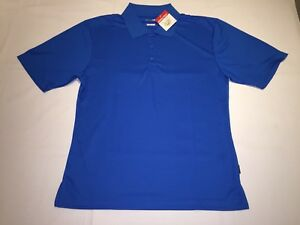 ad754364f923d New Mens Gamegear K972 Cooltex Champion polo shirt. Bright Blue XXL ...