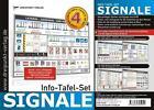 Tafel-Set Signale von Michael Schulze (2015, PQ)