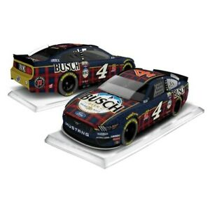 Kevin-Harvick-Action-Racing-2019-4-Busch-Flannel-1-64-Regular-Paint-Die-Cast