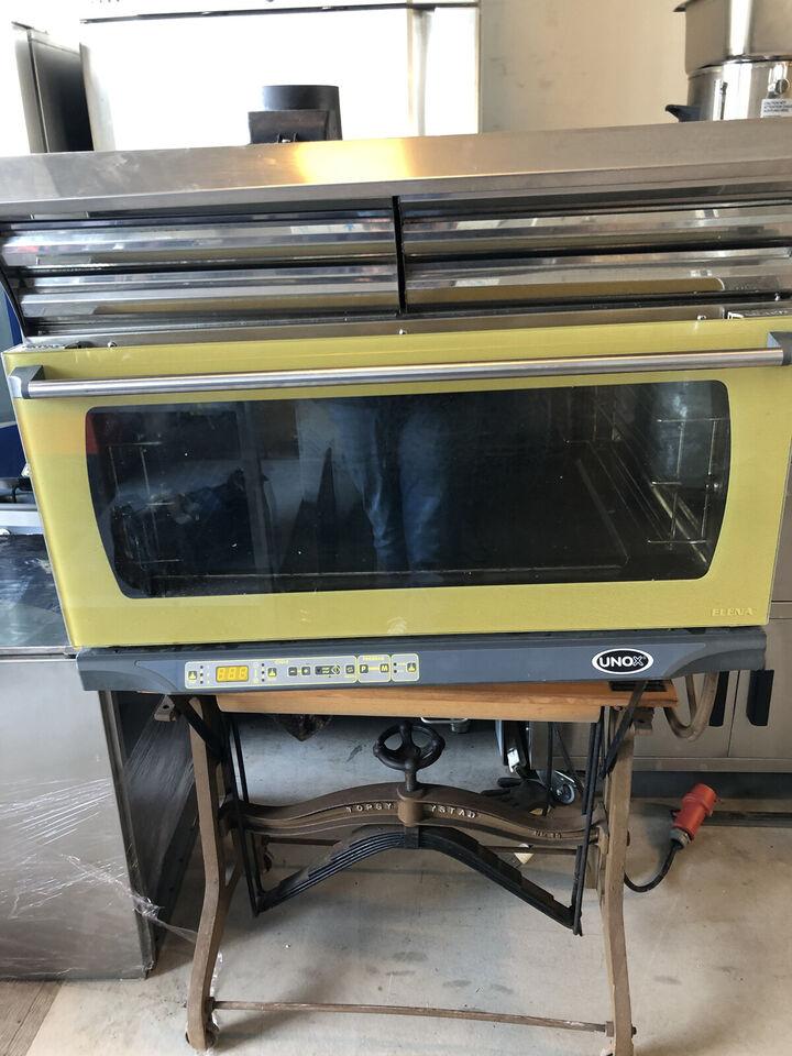 Unox bake off oven med understel - Mod: XF188