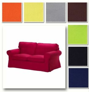 Custom-Made-Cover-Fits-IKEA-EKTORP-Loveseat-Two-Seat-2-Seater-Sofa-Clearance