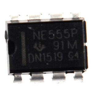 50PCS-NE555P-NE555-DIP-8-SINGLE-BIPOLAR-TIMERS-IC-DT