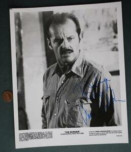3-time-Oscar-Winner-Jack-Nicholson-signed-autographed-1982-The-Border-photo