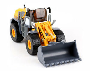 Diecast-Wheel-Loader-Truck-1-50-Scale-Heavy-Construction-Vehicle-Hobby-Model