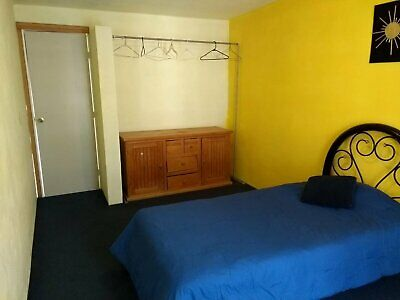 Renta de Habitacion individual amueblada con todos los servicios en casa exclusiva para mujeres