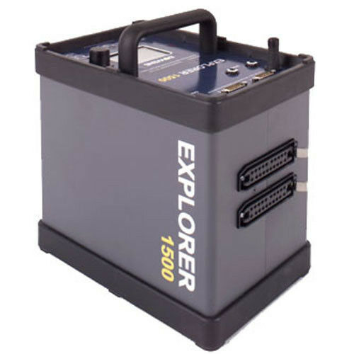 BOWENS EXPLORER 1500 BW7642 BATTERY RE-CELLED