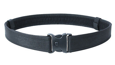 Tactical Duty Belt Triple Retention Deluxe Black Rothco 10675