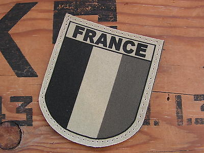 SNAKE PATCH - OPEX FRANCE BASSE VISIBILITE TAN - terre AIR mer OPEX arktis