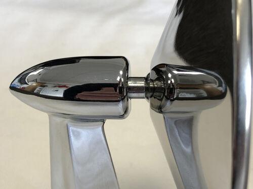 Bootsport-Artikel Bootsport-Teile & Zubehör Paar Amerikanischer Stil Astrali Klassisch Langholm Tür Seitenspiegel Hot Rod /