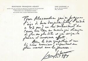 Georges-SIMENON-Lettre-autographe-signee-La-jeunesse-et-le-monde-de-demain