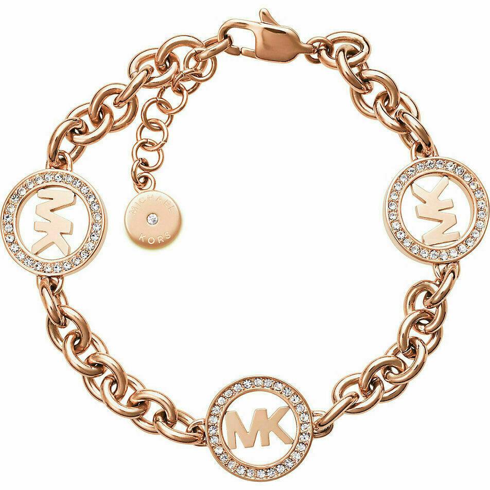Michael Kors Ladies Bangle Bracelet MKJ4731791 Rose Gold