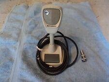 Vintage Motorola TMN6007A-2 Microphone DeskTop Mic for CB Desk Base Ham Radio