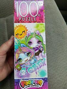 Poopsie Slime Surprise Jigsaw Puzzle 100 Pieces Whoopsie Doodle Dazzle Darling