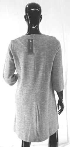 Robe Star Chic Easy couture Femme Beige M XL L Gris Taille S