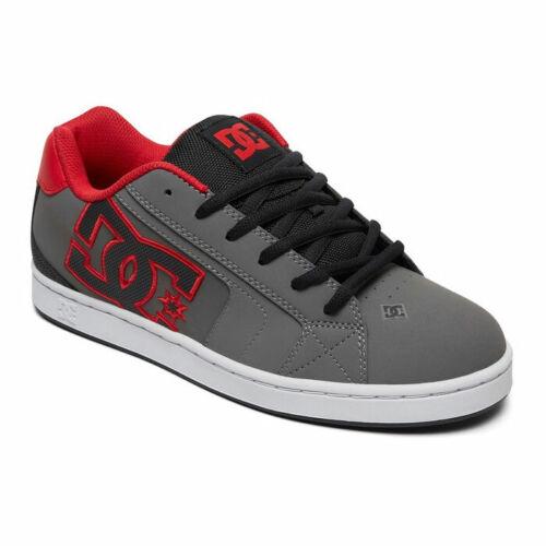 DC Skateboard Shoes Net Grey//Black//Grey BRAND NEW!