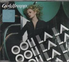 GOLDFRAPP Ooh La La     3  TRACK CD NEW - NOT SEALED