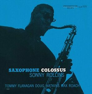 Sonny-Rollins-Saxophone-Colossus-NEW-CD