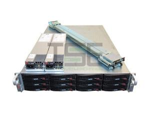 X10DRi-LN4-12-Bay-2x-E5-2640-v3-16-Cores-UNRAID-12GB-s-SAS3-Server-64GB