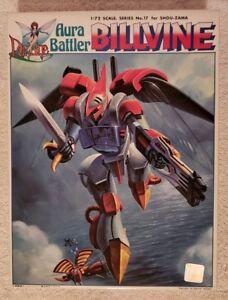 Practical Bandai 1/72 Scale Aura Battler/dunbine 'billvine' Plastic Kit.... Toys & Hobbies Anime
