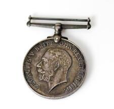 WWI British War Medal Georgivs V Britt. Omn Rex Et Ind Imp 1914-1918 - 7460