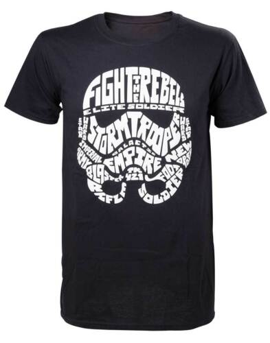 Star Wars Stormtrooper Wordplay Officially Licensed T-Shirt