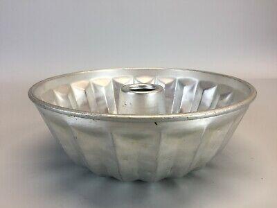 Willensstark Alte Kleine Backform Gugelhupf Topfkuchen Kuchenform Aluminium Alu - D25h9cm
