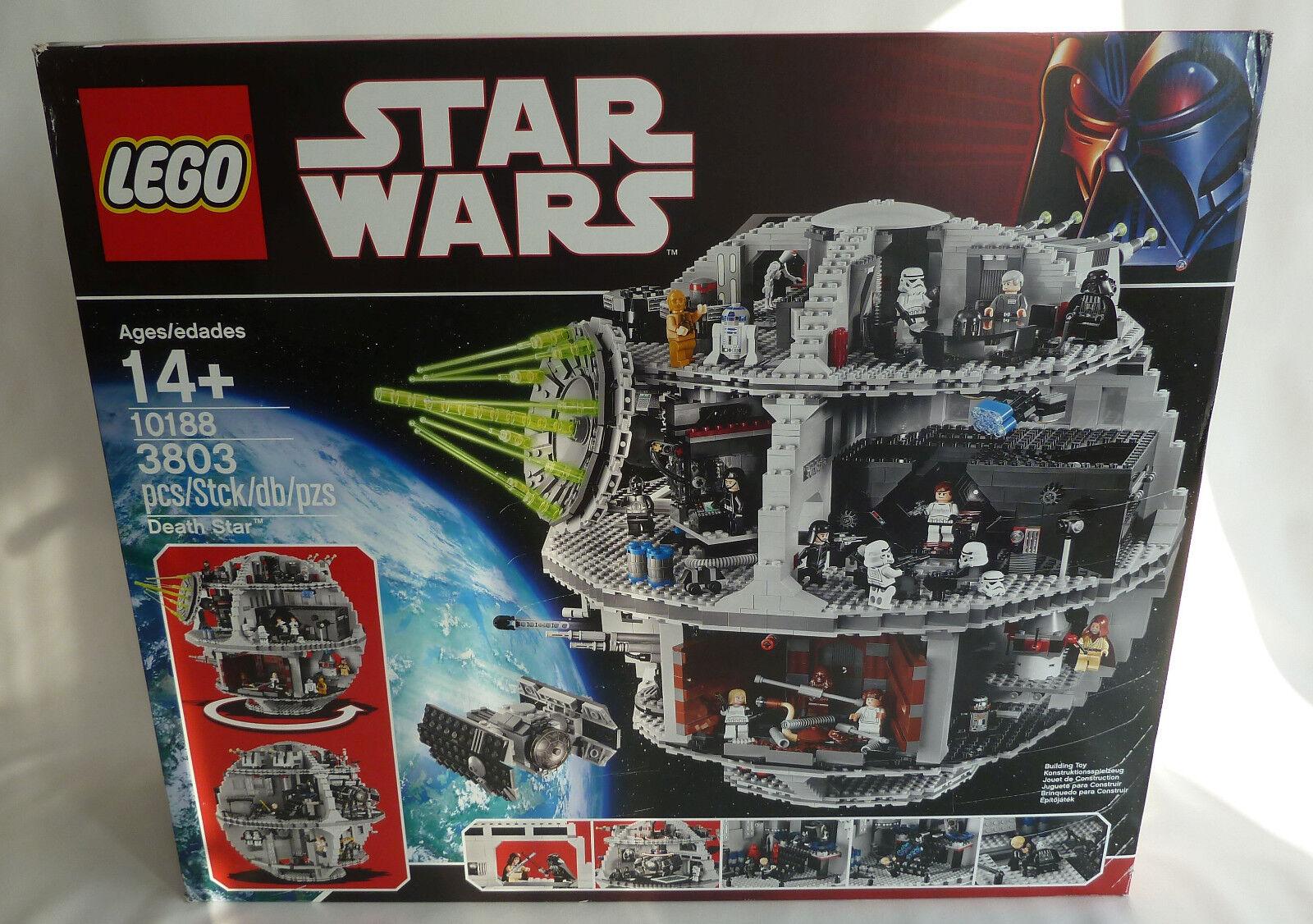 LEGO Star Wars 10188 Todesstern   Death Star - NEU  OVP  MISB  OOP