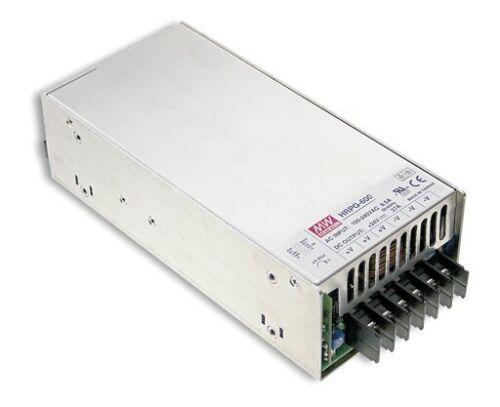 7,5V Einbaunetzteil 80A 600W MeanWell HRP-600-7.5