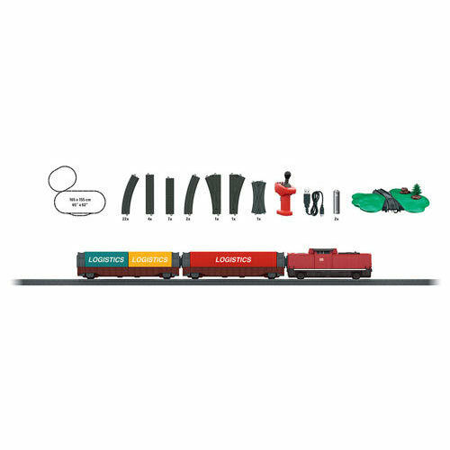MARKLIN my world German Freight Starter Set HO Gauge MN29309