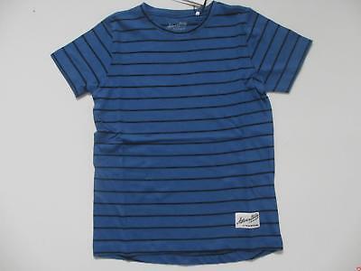 Gewissenhaft %% Name It T-shirt Boys Gestreift 13151073 Organic Cotton Neu T-shirts & Polos Mode Für Jungen