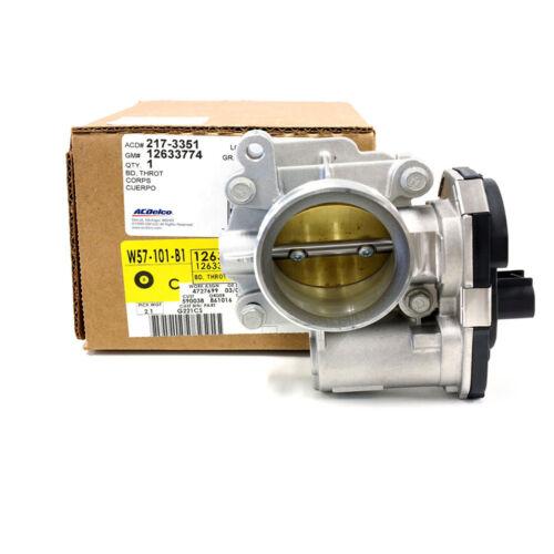 OEM NEW Throttle Body 2.2L Engine 2007-2011 Ion G5 Malibu Cobalt HHR 12633774