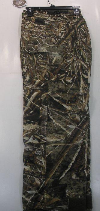Drake Waterfowl DW3140-015-1 Est Duralite Cargo Pant Max 5 Camo Small 17719
