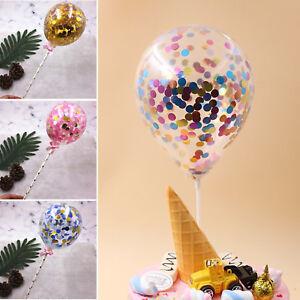 5-pouces-clair-confettis-ballons-Topper-Baby-Shower-Party-decorations-de-mariage