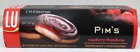 Lu Pims Raspberry European Biscuits 5.29 Oz Pim's