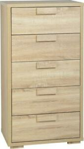 Cambourne-5-Drawer-Chest-in-Oak-Effect