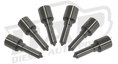 DAP Performance Nozzles 5x0.010 VCO 145* Stock 215HP 89-98 Dodge 5.9L 12 V