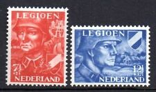 Nederland 402-403   legioenzegels 1942 luxe postfris
