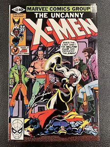 Uncanny X-men 132 VF+ dark Phoenix saga key book 1st hellfire club