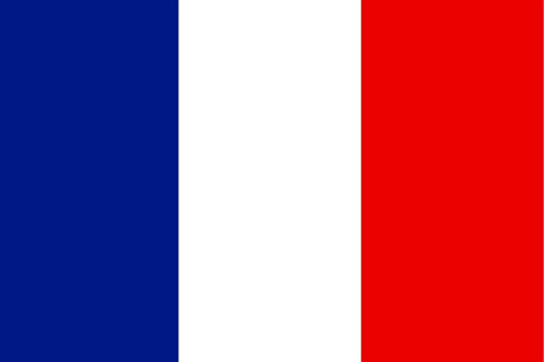 ****FRANCE FRENCH VINYL FLAG DECAL / STICKER****
