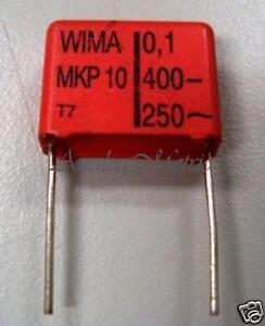 WIMA-MKP10-100nF-400V-Capacitor-10PCS