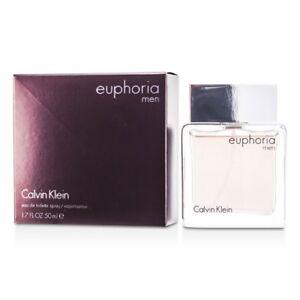 77a02818ac678 Calvin Klein Euphoria Men EDT Eau De Toilette Spray 50ml Mens ...