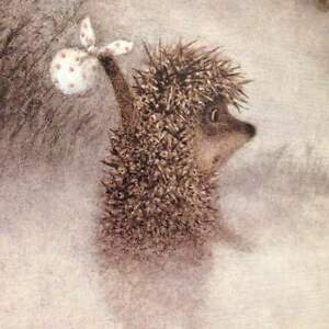 Yuri-Norstein-Hedgehog-in-the-Fog-Picture-Book-2000